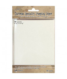 TIM HOLTZ - Distress specialty stamping paper