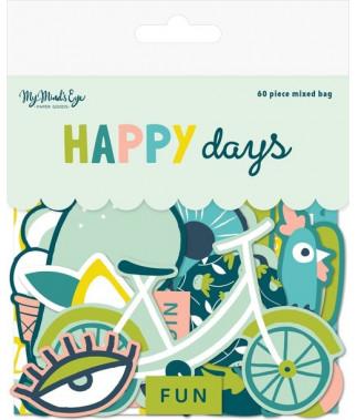 MY MIND'S EYE - Happy days - Ephemera