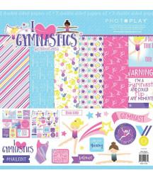 PHOTOPLAY -  I Heart Gymnastics 12x12 Collections
