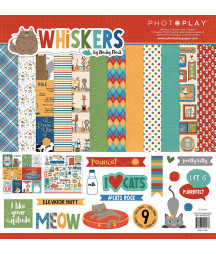 PHOTOPLAY - Whiskers 12x12 Collections