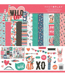 PHOTOPLAY - Wild Love 12x12 Collections