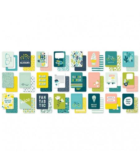MY MIND'S EYE -Happy day - Journal Cards