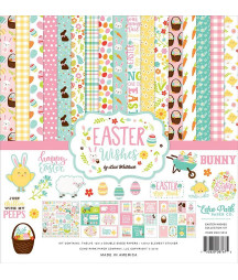 ECHO PARK - Easter Wishes  12x12 Inch Collection Kit