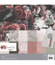 KAISERCRAFT - Rosabella 12x12  Pad Collection Kit