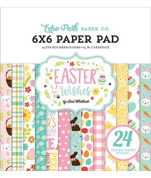 ECHO PARK - Easter Wishes  6x6 Inch Collection Kit