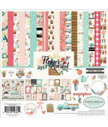 ECHO PARK - Flower Market 12x12 Inch Collection Kit