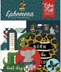 ECHO PARK - Animal Safari - Ephemera