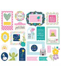SIMPLE STORIES - Little Princess - Bits & Pieces