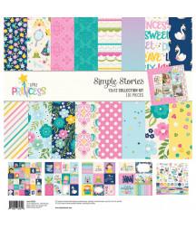 SIMPLE STORIES -  Little Princess Collection Kit