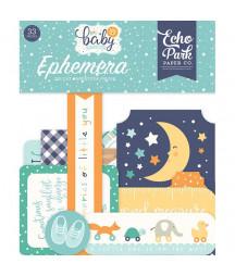 ECHO PARK - Hello Baby - Ephemera