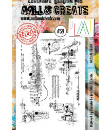 ALL & CREATE WHOLESALE - 59 Stamp A6