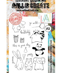 ALL & CREATE WHOLESALE - 51 Stamp A6