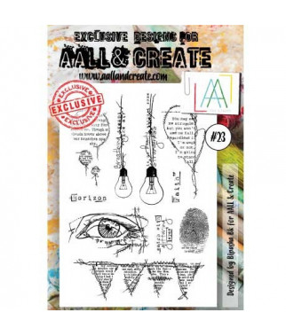 ALL & CREATE WHOLESALE - 23 Stamp A6