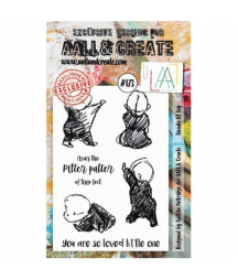 ALL & CREATE WHOLESALE - 173 Stamp A6