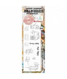 ALL & CREATE WHOLESALE - 168 Stamp border