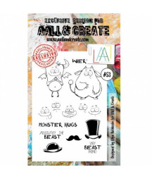 ALL & CREATE WHOLESALE - 53 Stamp border