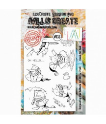 ALL & CREATE WHOLESALE - 135 Stamp border