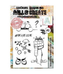 ALL & CREATE WHOLESALE - 13 Stamp A6