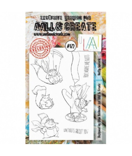ALL & CREATE WHOLESALE - 172 Stamp A6