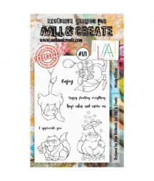 ALL & CREATE WHOLESALE - 171 Stamp A6
