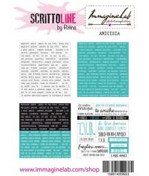 SCRITTOLINE by Ritins - Amicizia