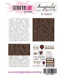 SCRITTOLINE by Ritins - In Viaggio