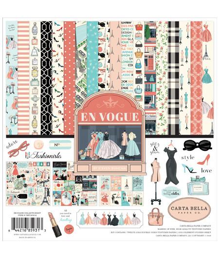 CARTA BELLA -  En Vogue - Inch Collection Kit