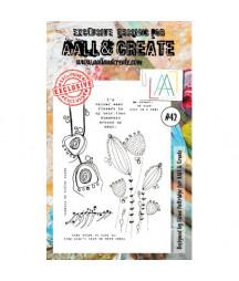 AALL & CREATE - 42 Stamp A6