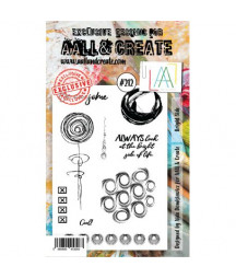 AALL & CREATE - 212 Stamp A6