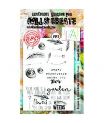 AALL & CREATE - 181 Stamp A6