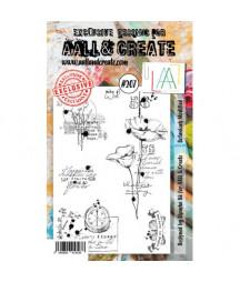 AALL & CREATE - 207 Stamp A6