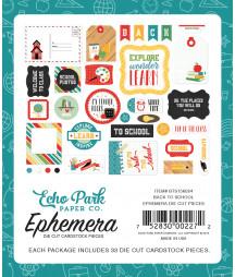 ECHO PARK - Back to School - Ephemera