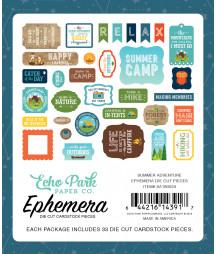 ECHO PARK - Summer Adventure - Ephemera