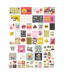 SIMPLE STORIES - Emoji Love...