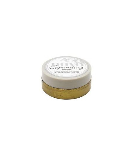 Nuvo Embellishment Mousse Tuscan Gold