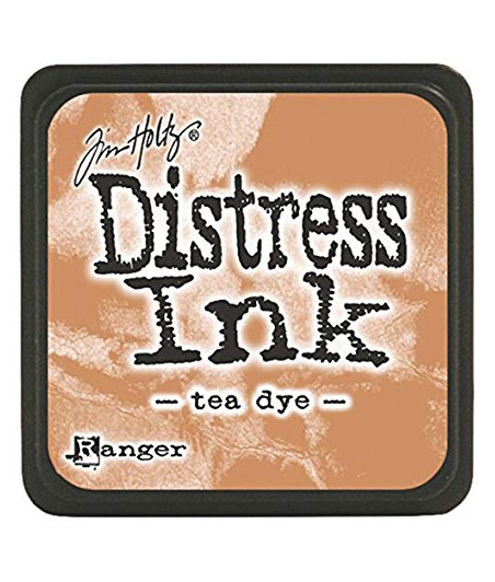 DISTRESS MINI INK - Tea dye