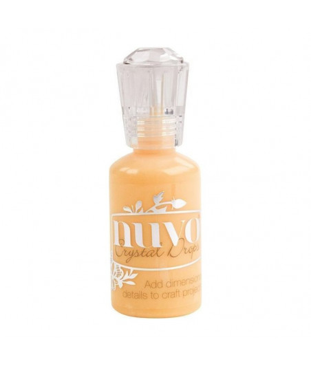 Nuvo Crystal Drops - Gloss - Sugared Almond