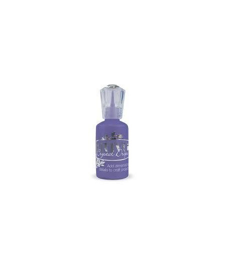 Nuvo Crystal Drops - Gloss - Crusahed Grape