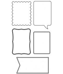 IMPRONTE D'AUTORE - Frames