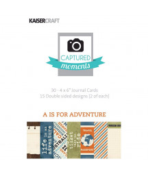 KAISERCRAFT - A is for Adventure