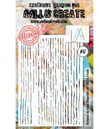 AALL & CREATE - Stencil 17...