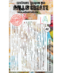 ALL & CREATE - Stencil 17...
