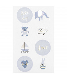 RICO DESIGN - Stickers - Baby boy