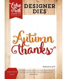 ECHO PARK DIES - Autumn Thanks