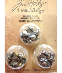 Hitch Fasteners by Tim Holtz Idea-ology
