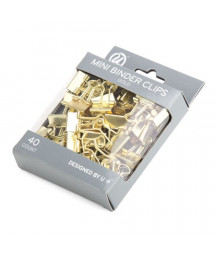 U Brands Mini Binder Clips...