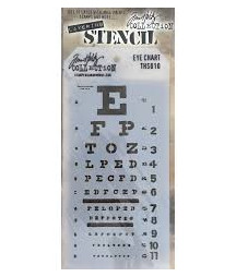 TIM HOLTZ - Stencil - Eye...