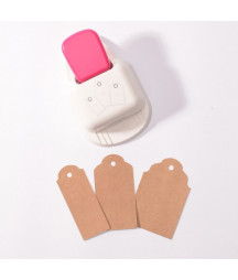 VAESSEN CREATIVE - Perforatore per Scallop TAG 3 in 1 tag
