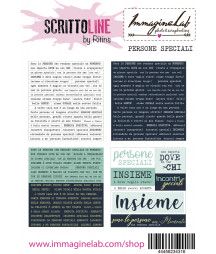 SCRITTOLINE by Ritins -...
