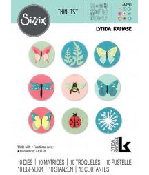 SIZZIX -  Elementi naturali...